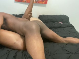 Slopping Head, behind pounding, and Getting Nutted In. Full Vid On My Onlyfan