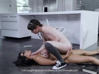 giant meat lady boy fuck transsexual booty