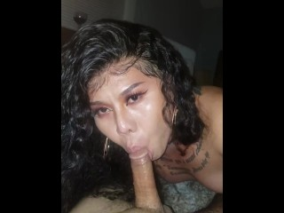 swallowing my daddy penis part 2 - Miss LaBella Mafia