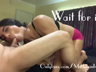 naughty hispanic transsexual Sissy ts Accidentally Double Books 2 Clients (OnlyFans Preview)