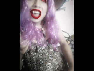 Joven Sissy Morningstar en Snapchat