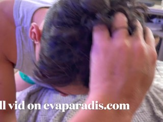 Eva Paradis waited for the boyfriend to turn 18 and took his virginity