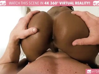 oil massage pov by ebony t-girl