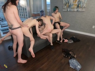 Queer PDX Orgy