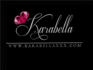 tgirl Karabella Dominates a US Marine bareback