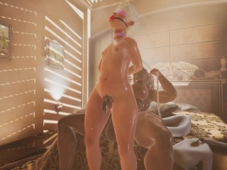 3D Futa S133py_b Orcs and Elves Sex Compilation