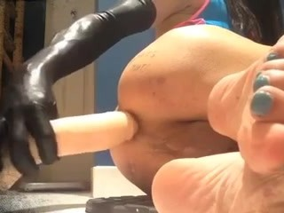 Sissy Cums from Anal